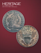 Catalog cover for 2018 June 14 - 17 LB Expo US Coins Signature Auction - Long Beach