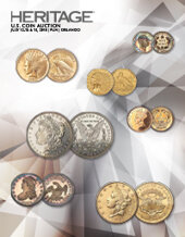 Catalog cover for 2018 July 12 - 15 Summer FUN US Coins Signature Auction - Orlando