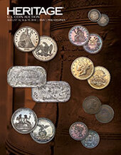 Catalog cover for 2018 August 14 - 19 ANA WFOM US Coins Signature Auction - Philadelphia
