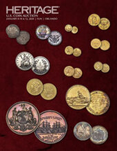 Catalog cover for 2020 January 8 - 13 FUN US Coins Signature Auction - Orlando