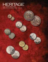 Catalog cover for 2020 April 23-24 & 26 Central States US Coins Signature Auction - Dallas