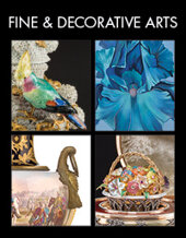 Catalog cover for 2020 April 9 Fine & Decorative Arts Monthly Online Auction