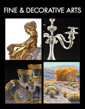 Catalog cover for 2020 May 14 Fine & Decorative Arts Monthly Online Auction