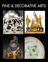 Catalog cover for 2020 June 11 Fine & Decorative Arts Monthly Online Auction
