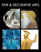 Catalog cover for 2021 March 11 Fine & Decorative Arts Monthly Online Auction