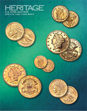 Catalog cover for 2020 June 4 - 7 Long Beach Expo US Coins Signature Auction - Dallas