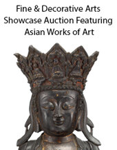 Catalog cover for 2021 June 10 Fine & Decorative Arts Showcase Auction