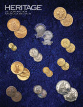 Catalog cover for 2020 August 3 - 9 US Coins Signature Auction