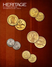 Catalog cover for 2020 September 18 - 20 US Coins Signature Auction
