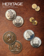 Catalog cover for 2021 April 22 - 25 Central States US Coins Signature Auction