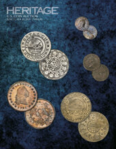 Catalog cover for 2021 June 17 - 20 US Coins Signature Auction