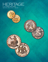 Catalog cover for 2021 July 13 - 15 Summer FUN US Coins Signature Auction