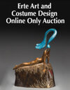 2020 February 12 Erte Art & Costume Design Online Auction