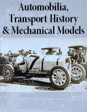 Catalog cover for 2020 October 23 Automobilia, Transport History and Mechanical Models Online Auction