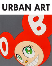 Catalog cover for 2021 February 3 Urban Art Monthly Online Auction