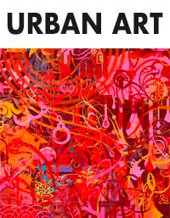 Catalog cover for 2021 April 7 Urban Art Monthly Online Auction