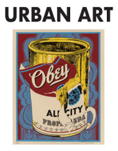 Catalog cover for 2021 May 5 Urban Art Monthly Online Auction