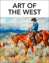 Catalog cover for 2021 March 12 Art of the West Special Online Auction