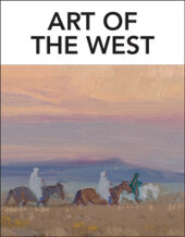 Catalog cover for 2021 June 18 Art of the West Showcase Auction