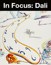 Catalog cover for 2021 August 24 In Focus: Dali Showcase Auction