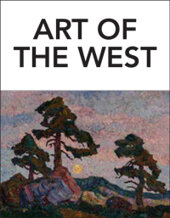 Catalog cover for 2021 October 8 Art of the West Showcase Auction