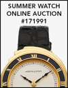 Summer Watch Online Auction