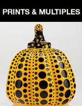 Catalog cover for 2020 September 16 Prints & Multiples Monthly Online Auction