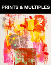 Catalog cover for 2020 October 21 Prints & Multiples Monthly Online Auction