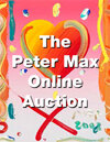 The Peter Max Online Auction