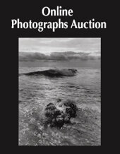 Catalog cover for 2018 June 18 Online Photographs Auction