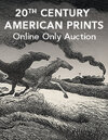 2018 November 13 20th Century American Prints - Dallas