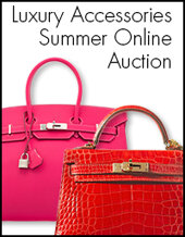 Catalog cover for 2019 Summer Luxury Online Only Auction