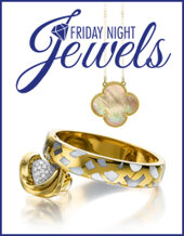 Catalog cover for 2020 May 1 Friday Night Jewels Online Auction