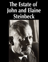 Catalog cover for 2019 October 24 Estate of John and Elaine Steinbeck Manuscripts Signature Auction - Dallas