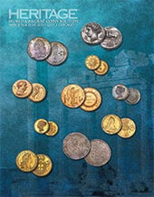 Catalog cover for 2015 April 9 - 14 CICF World Coins & Ancient Coins Signature Auction - Chicago