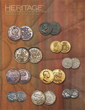 Catalog cover for 2016 January 3 - 4 NYINC World Coins & Ancient Coins Signature Auction - New York