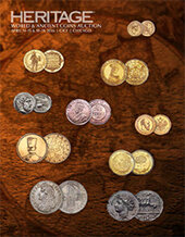 Catalog cover for 2016 April 14 - 19 CICF World Coins & Ancient Coins Signature Auction - Chicago