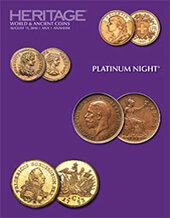 Catalog cover for 2016 August 11 ANA World Coins & Ancient Coins Signature Auction - Anaheim