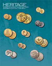 Catalog cover for 2016 September 8 - 13 Long Beach Expo World Coins & Ancient Coins Signature Auction - Long Beach