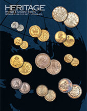 Catalog cover for 2017 September 6 - 12 Long Beach Expo World Coins Signature Auction - Long Beach