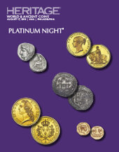 Catalog cover for 2018 August 17 ANA WFOM World Coins & Ancient Coins Platinum Night Auction - Philadelphia