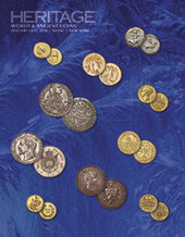 Catalog cover for 2020 January 12 - 13 NYINC World & Ancient Coins Signature Auction - New York