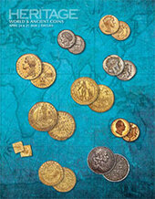 Catalog cover for 2020 April 24 - 27 Central States World Coins & Ancient Coins Signature Auction - Dallas
