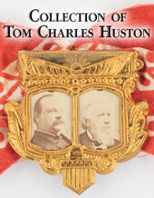 Catalog cover for 2021 May 22 Tom Huston Americana & Political Special Online Auction