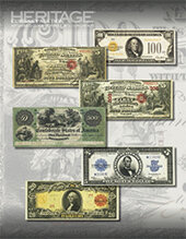Catalog cover for 2013 September 25 - 27, 30 & October 1 Currency Signature Auction - Long Beach