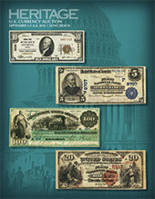 Catalog cover for 2014 September 3 - 8 Long Beach Expo Currency Signature Auction - Long Beach