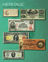 Catalog cover for 2015 April 22 - 28 CSNS Currency Signature Auction - Chicago
