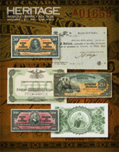 Catalog cover for 2015 September 17 - 21 LB Expo World Currency Signature Auction - Long Beach