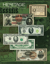 Catalog cover for 2016 April 27 - May 2 CSNS Currency Signature Auction - Chicago
