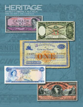 Catalog cover for 2016 April 28 - May 2 CSNS World Currency Signature Auction - Chicago